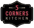 5 Corners Kitchen Restaurant Logo